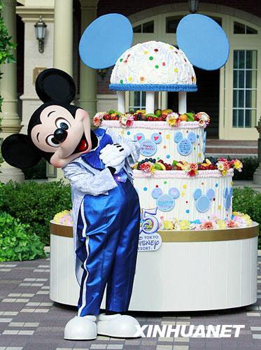 Mickey Mouse celebrates 80th birthday chinaorgcn