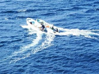 A Chinese ship withstood a pirate hijack attempt in the Gulf of Aden on Wednesday