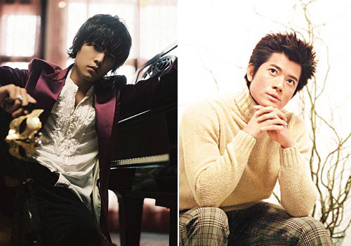 Jay Chou (left) and Aaron Kwok are both in the running to play the ultimate martial-arts icon Bruce Lee in a possible sequel to 'Ip Man'.