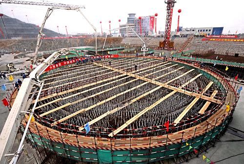 Qinshan nuclear power plant starts expansion