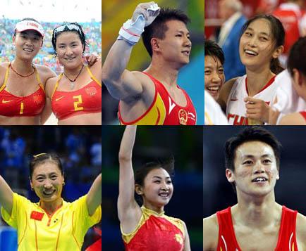 china gymnastics olympics