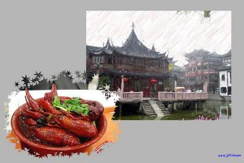 畅游老上海城隍庙小吃[组图]