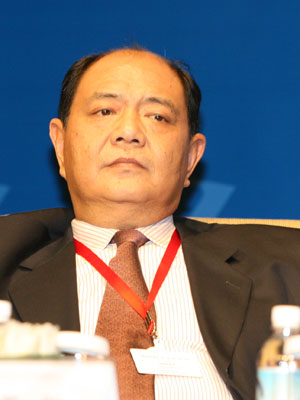 Tang Ruoxin, the head of the China Export and Credit Insurance Corporation, the country's only policy-oriented export credit insurer.