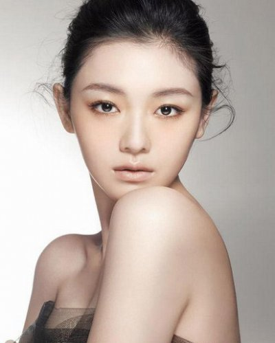 screen Hsu on natural takes makeup  on new  china.org.cn  big asian Barbie roles