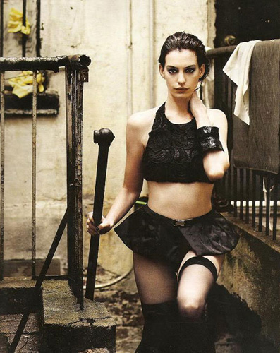 Anne hathaway hot have hit