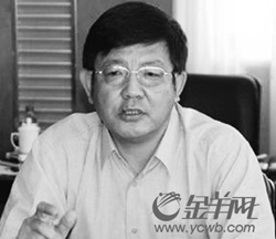 Zhi Jianhua, a member of the 11th National Committee of the Chinese People's Political Consultative Conference