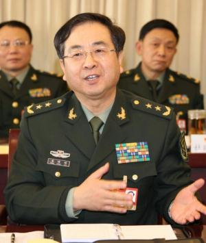 Lieutenant General Fang Fenghui, commander of the Beijing Military Area Command, said soldiers taking part in the parade will present 'a most splendid and distinctive grand ceremony to the world.'