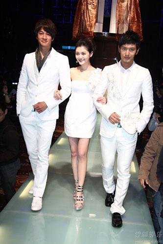 Meteor Garden Actress Stars In Romantic Tv Drama China Org Cn