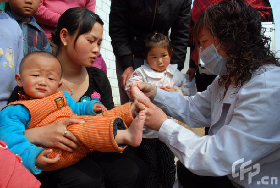 China warns of longtime regional HFMD outbreaks -- china ...