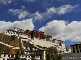 Jokhang Temple and Potala Palace in Tibet
