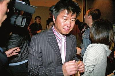 File photo of Chinese pop singer Man Wenjun