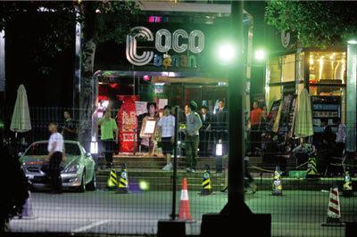 Coco Banana nightclub