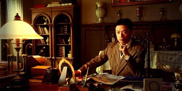 Actor Duan Yihong in the upcoming TV drama 'Shanghai Shanghai'