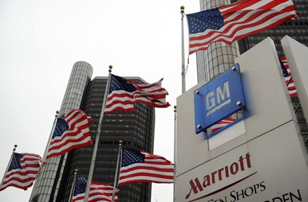Iconic us auto giant gm declares bankruptcy for General motors protection plan