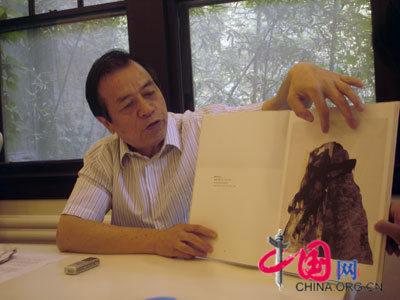 Shang Yang is showing his work [China.org.cn]