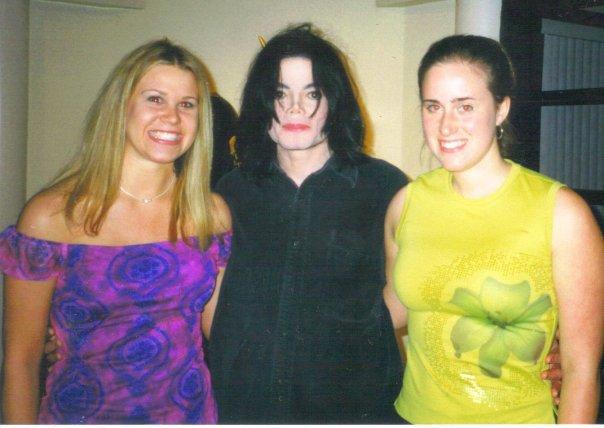 Cuando conocí a Michael Jackson por Tabitha Messick (Una fan) == Wheen I met Michael Jackson by Tabitha Messick (A fan)