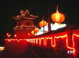 Pingyao Acient Town in Shanx Province