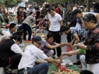 Urumqi return to normality