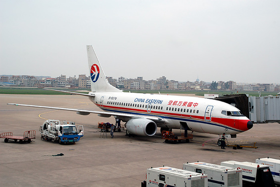 China Eastern details merger plan with Shanghai Airlines