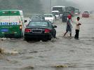 Heavy rain hits Zhengzhou