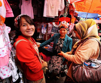 Xinjiang's bazaars return to life