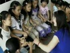 Psychological help to Urumqi children