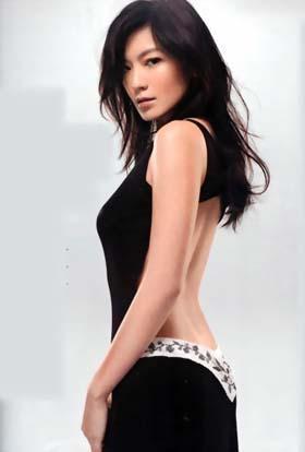 Sexy model actress
