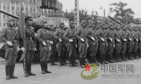 1955 Ending The Armys History Of An Unranked Military China