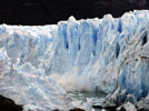 Glaciers melt around world due to global warming