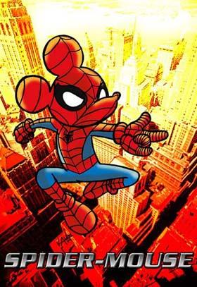 The Spectacular Spider-Mouse is just one of the Disney Marvel mashups that has appeared on the internet after Disney announced its plans to buy comic book creator Marvel.