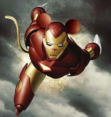 The Invincible Iron Mouse