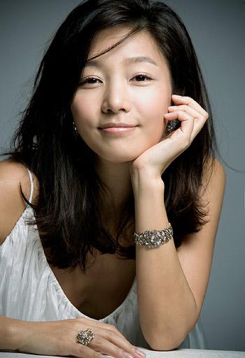 Korean actress Jang Jin-young