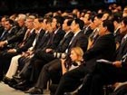 Business leaders gather in Dalian