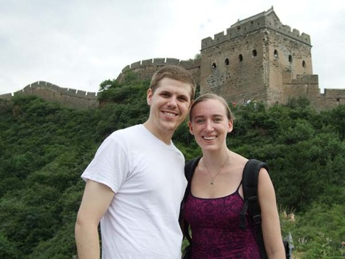We finally made it to The Great Wall, despite all of the problems we faced along the way.