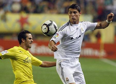 Villareal are 11/1 long shots to upset Real Madrid at the Bernabeu