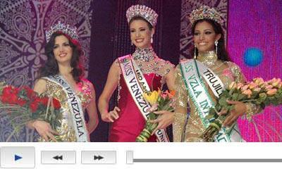 Venezuela crowns new beauty