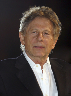 File photo of Polish film director Roman Polanski.