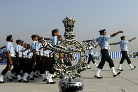 Indian Air Force Celebrates 77th Anniversary China