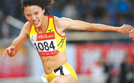 Third positive test rocks National Games