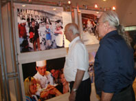 People enthusiastic about China photo exhibition