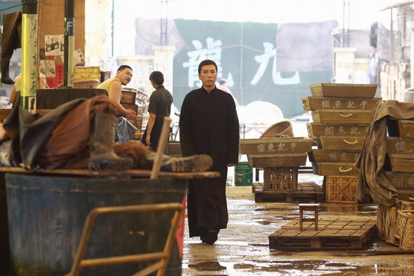 Newly released stills from 'Ip Man 2', the sequel to the hit biopic about Bruce Lee's kung fu master, Ip Man.