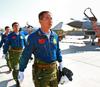 PLA 'August First' aerobatics team in training