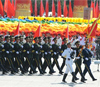 PLA eyes future in space, air
