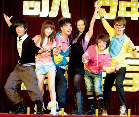 China's own <EM>High School Musical</EM> - China.org.cn