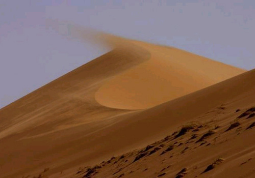 Top 5 most beautiful desert in China - China org cn