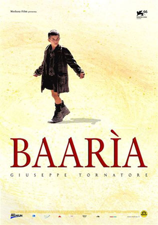 A poster of the movie 'Baaria'