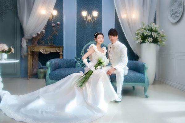 Barbie Hsu Amp Peter Hos Wedding Photo Shoot