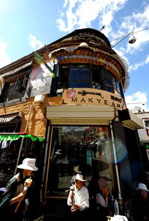 Special restaurants in Lhasa booming in slack tourist season