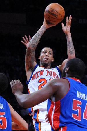 Knicks vs Pistons: 99-91 - China.org.cn