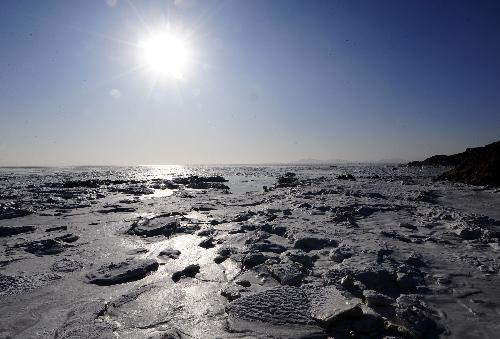 Ice coverage expands in Bohai Sea - China.org.cn